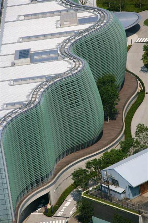 Kisho Kurokawa Architect And Associates · The National Art ...