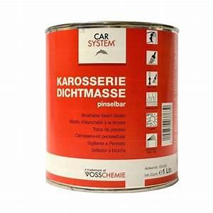 Mastic Pour Métal : mastic d 39 tanch it la brosse ~ Edinachiropracticcenter.com Idées de Décoration