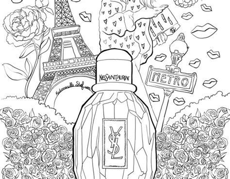 Parfum Parisienne Yves Saint Laurent I