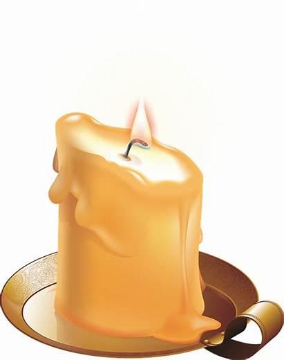 Candle Wax Flame Heat
