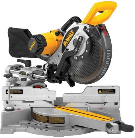 Dewalt Dws780 Sliding Compound Miter Saw Review