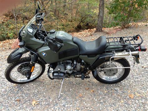 Bmw R100gs by 1993 Bmw R100gs Pd For Sale Bike Urious