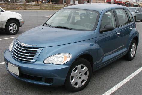 Cruiser Auto by Chrysler Pt Cruiser Wikip 233 Dia