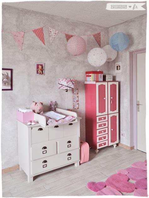 chambre romantique fille la chambre de le coin à langer ranger zess