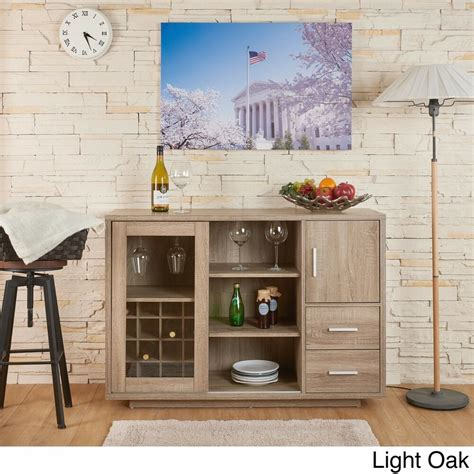 Sideboard Storage by Buffet Storage Cabinet Modern Sideboard Table Accent