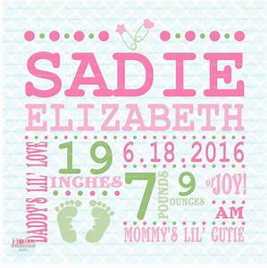 17 best ideas about birth announcement template on With birth notice template