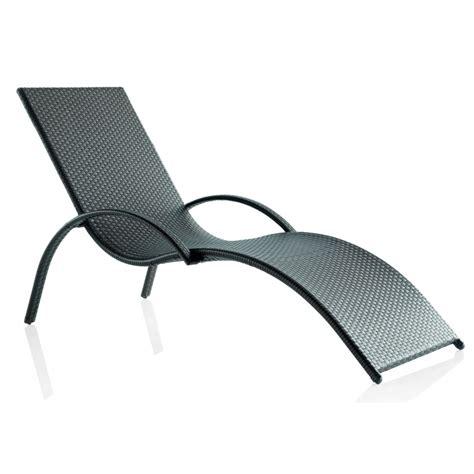 chaise resine chaise longue d 39 extérieur en résine tressée brin d 39 ouest