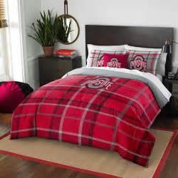 ohio state buckeyes full comforter set ebay