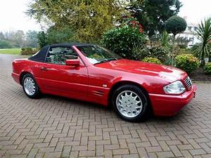 1996 Mercedes Benz SL500 Unused For 21 Years Now On Sale