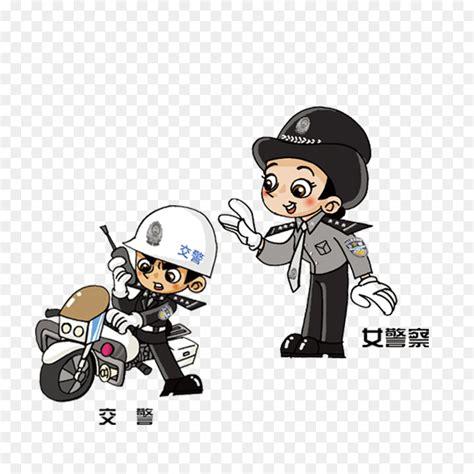 terbagus  gambar kartun polisi koleksi kartun