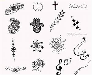 Simple Mehndi Designs for hands Step By Step For Beginners ...