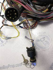 Volvo Penta Sx 3 0 4 Cyl Engine To Dash Wire Harness 16 Ft