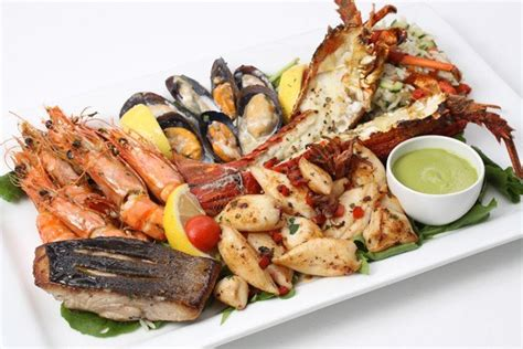 Design Your Own Seafood Platter At Seven   Yummy Magazine by EatOut