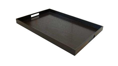 trays for ottomans plush home carlisle ottoman tray