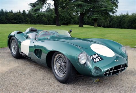 Le Mans-winning Aston Martin Dbr1/2 For Sale