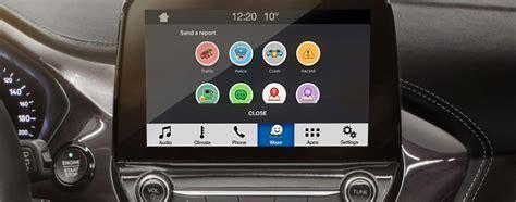 navi app waze ist mit ford sync  kompatibel iphone