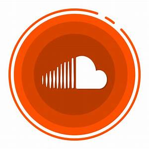 Soundcloud, media, Logo, Social icon