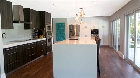 Kitchen Floor Plans And After by Open Kitchen Design Remodel Miami General Contractor