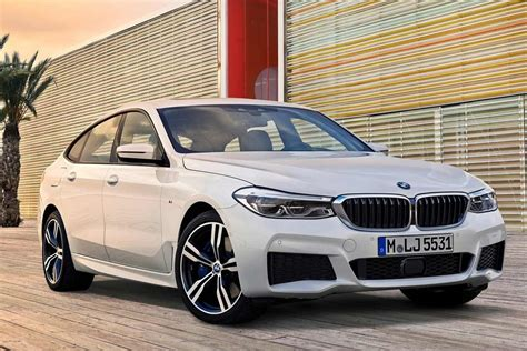 The Allnew 2018 Bmw 6 Series Gran Turismo Unveiled Autobics