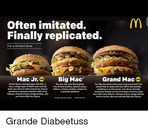 Big Mac Meme - search special sauce memes on sizzle