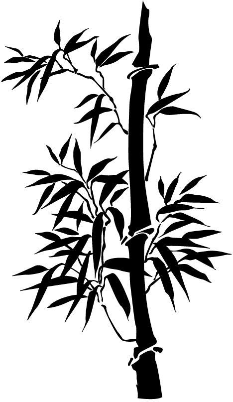 Gallery For > Japanese Bamboo Tattoo Designs   Bamboo