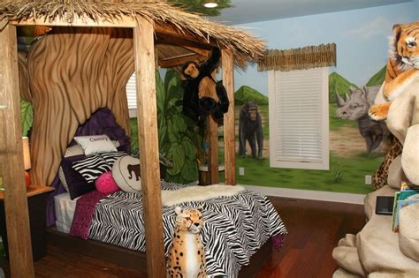 17 Best Images About Jungle Theme Nursery On Pinterest
