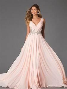 1000 idees sur le theme robe longue rose sur pinterest With robe longue de journée