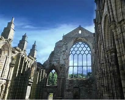 Historical Edinburgh History Scotland Southqueensferry Church Ruins