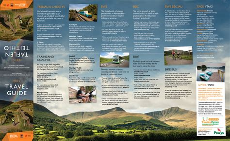 tourism bureau ingleby davies design car trails and brecon beacons