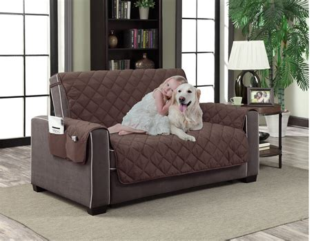Hund Auf Sofa by Slipcover Microfiber Reversible Pet Protector