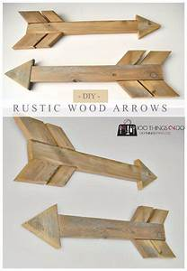 50 Easy Crafts to Make and Sell | Wood arrow, Homemade ...