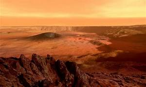 Life on Mars IS possible: Microbes thrive in icy, 'Mars ...