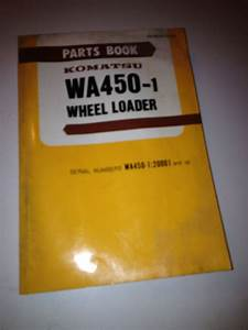 Parts Book Wa450