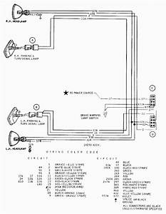 Early Bronco Dash Wiring Diagram