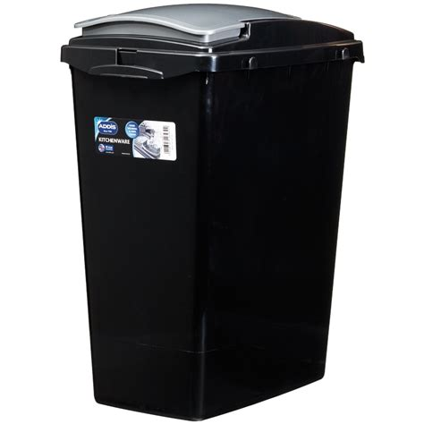 kitchen storage bin addis bin 40l kitchen storage bins b m 3122