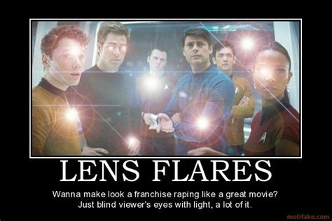 Lens Flare Memes - image 87262 need moar lens flare know your meme