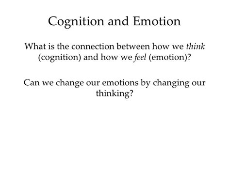 introductory psychology emotion