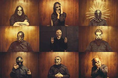 Slipknot Halloween Masks 2015 by The Gallery For Gt Slipknot New Masks 2015