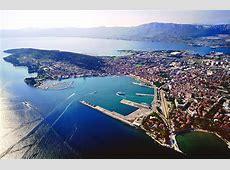 THE ROUTE IN DETAIL SPLIT, CROATIA