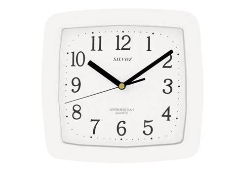 horloge salle de bain etanche images