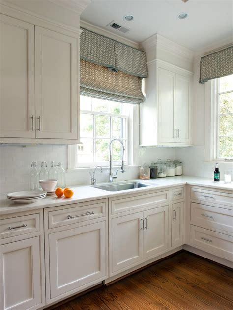 stylish kitchen window treatment ideas hgtv