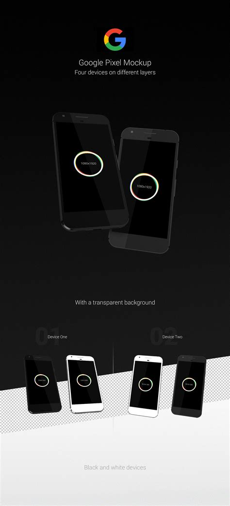 The psd file consists of smart objects. Google Pixel Mockup Free PSD on Behance