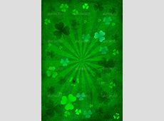 St Patrick's Day Background by kiclik76 GraphicRiver