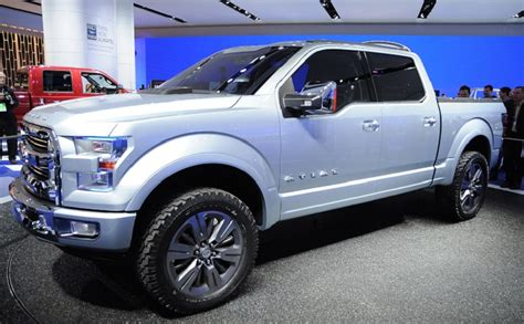 ford atlas redesign interior diesel specs