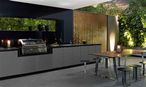stainless steel kitchen appliances 30 fresh and modern outdoor kitchens