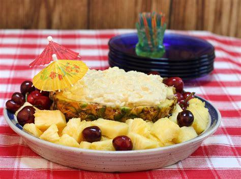 marquise cuisine recette marquise à l 39 ananas