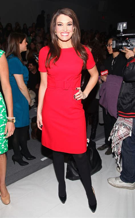 kimberly guilfoyle michelle mercedes zimbio milly row smith fall front