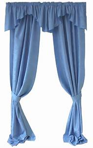 curtains png With light blue curtains png