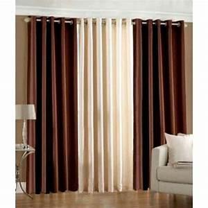 Buy IWS Set of 3 Designer Door curtains- IWS-CT-37 Online