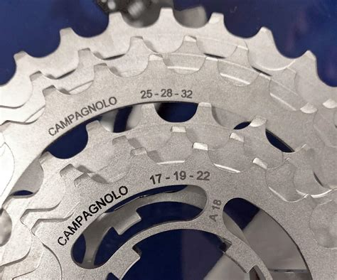 cagnolo record cassette cagnolo to 12 speed on the road with new record